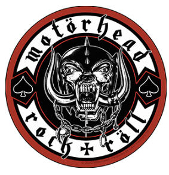 MOTORHEAD - ROCK N ROLL COLOR STICKER