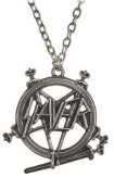 SLAYER - PENTAGRAM PENDANT