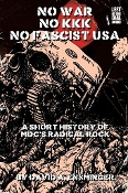 MDC - NO WAR NO KKK NO FASCIST USA BY DAVID A. ENSMINGER
