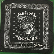 SUICIDAL TENDENCIES - CYCO VISION FLAG BANNER