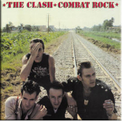 CLASH - COMBAT ROCK STICKER