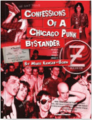 BOOK - CONFESSIONS OF A CHICAGO PUNK