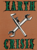 EARTH CRISIS - WRENCH STICKER