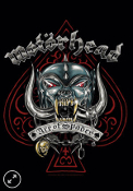 MOTORHEAD - ACE OF SPADES FABRIC POSTER