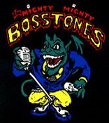 MIGHTY MIGHTY BOSSTONES - DEMON STICKER