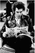 SID VICIOUS - MAD COUNTER TOP POSTER