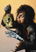 ALICE COOPER - SKULL COUNTER TOP POSTER