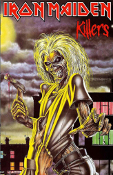 IRON MAIDEN - KILLER COUNTER TOP POSTER