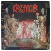 KREATOR - TERRIBLE CERTAINTY FLAG