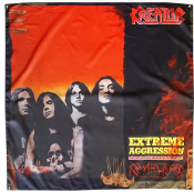 KREATOR - EXTREME AGGRESSION FLAG