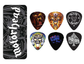 MOTORHEAD - MOTORHEAD GUITAR PICKS (PACK OF 6)