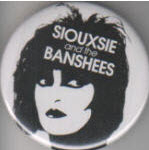 SIOUXSIE & BANSHEES - SIOUXSIE PICTURE #2 BUTTON / BOTTLE OPENER