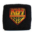 KISS - LOGO WRISTBANDS