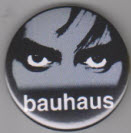 BAUHAUS - EYE BUTTON / BOTTLE OPENER / KEY CHAIN / MAGNET