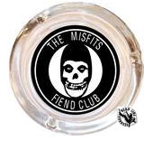 MISFITS - FIEND CLUB ASHTRAY