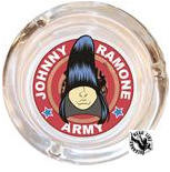 RAMONES - JOHNNY RAMONES ASHTRAY