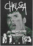 CHELSEA - RIGHT TO WORK POSTER