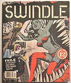 MAGAZINE - SWINDLE # 12 SOFT COVER