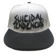 SUICIDAL TENDENCIES - SUICIDAL TENDENCIES EMBROIDERED CAP