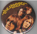 STOOGES - 1ST LP COVER BUTTON PIN / BOTTLE OPENER / KEY CHAIN /