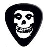 MISFITS - SKULL GUITAR PICKS (PACK OF 12)