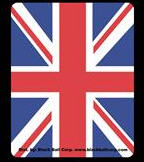 AIR FRESHENER - UNION UK FLAG