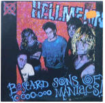 HELLMENN - BASTARD SONS OF 10000,000 MANIACS