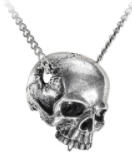 "NECKLACE - SKULL ""REMAIN"""