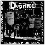 DEPRIVED - DISCOGRAPHY